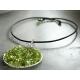 Världsträdet Peridot halsband sterling silver - Yggdrasil